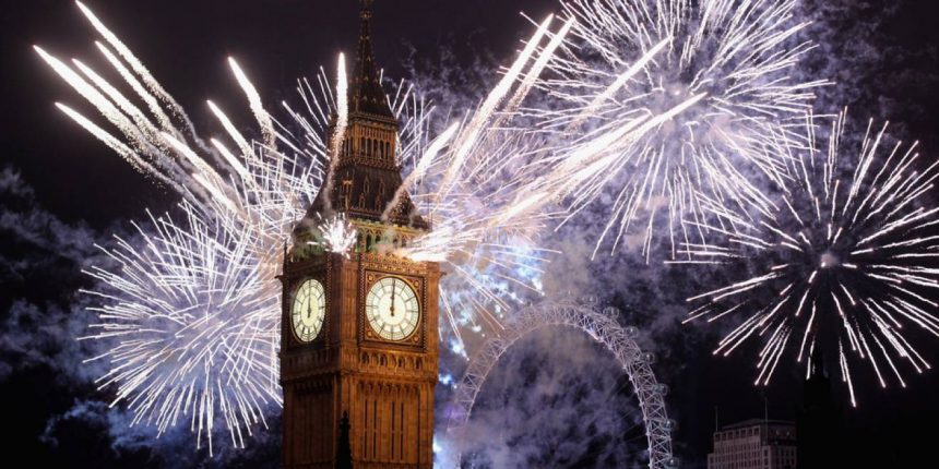 Anul Nou în jurul lumii