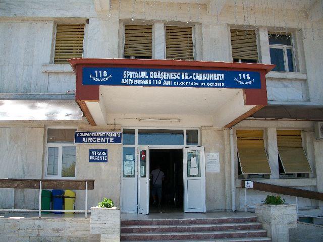 Anchetă la Spitalul din Târgu-Cărbunești după ce un pacient a murit