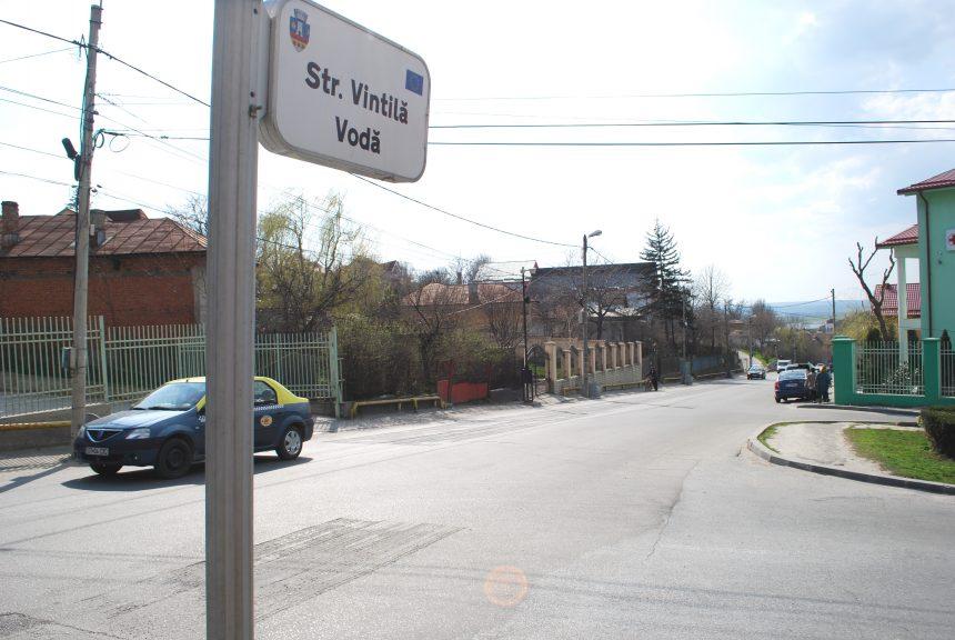 Străzi reabilitate cu fonduri europene