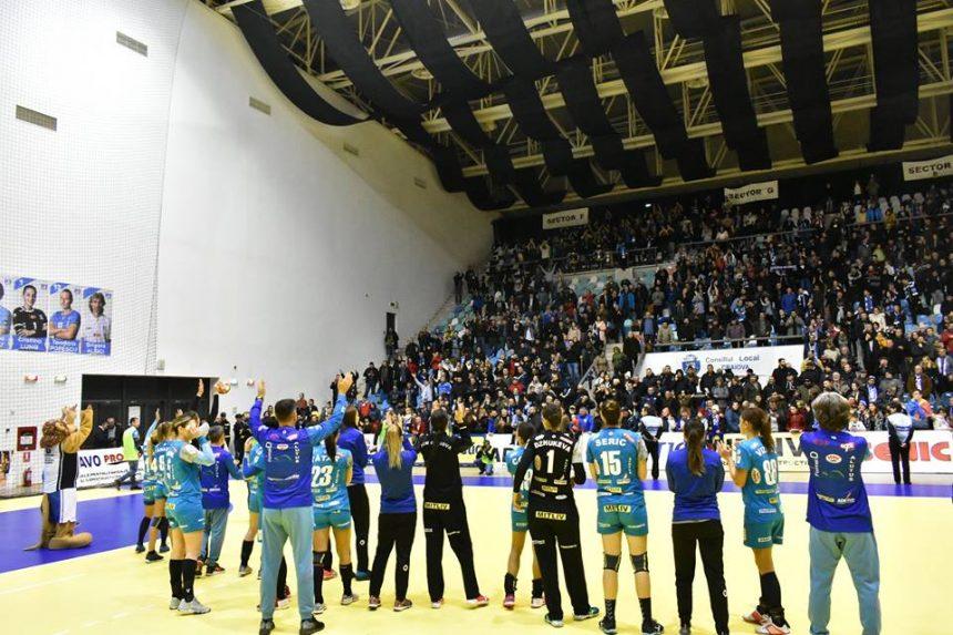 Bătută de Zalău, Craiova pregătește meciul din Cupa EHF