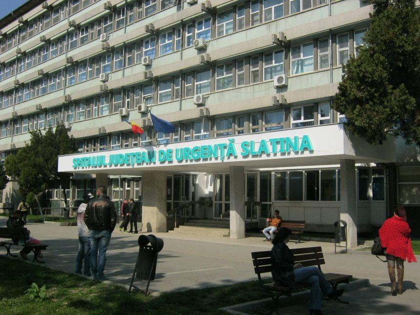 SJU Slatina are nevoie de medici şi farmacişti