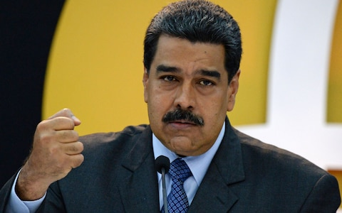 Nicolas Maduro rupe relaţiile cu SUA