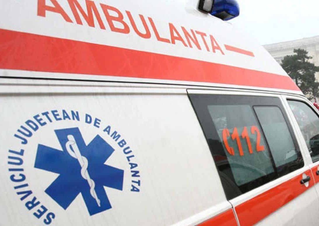 Ambulanţa Corabia