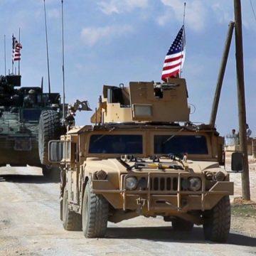 Trupele americane vor fi retrase din Siria
