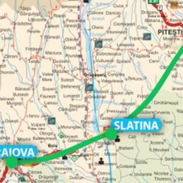 Constructorul tronsonului 1 din Drumul Expres Craiova-Piteşti începe proiectul