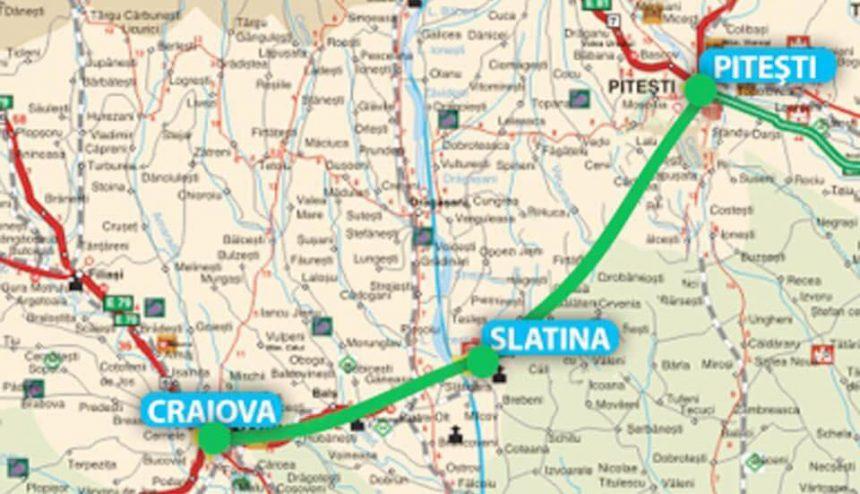 S-au stabilit imobilele care vor fi expropriate pentru drumul expres Craiova-Slatina-Piteşti