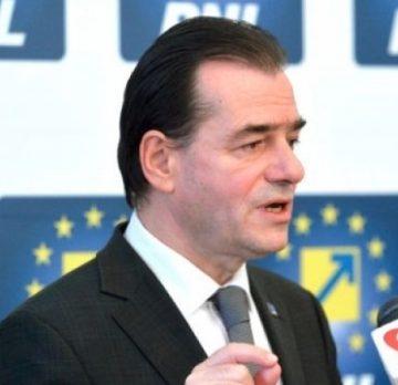 Ludovic Orban vrea mai puține ministere