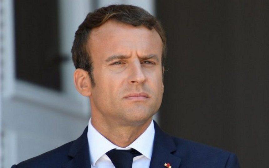 Popularitatea lui Macron a scăzut din nou în sondaje