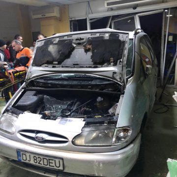 SJU Craiova, amendat după incidentul de la UPU