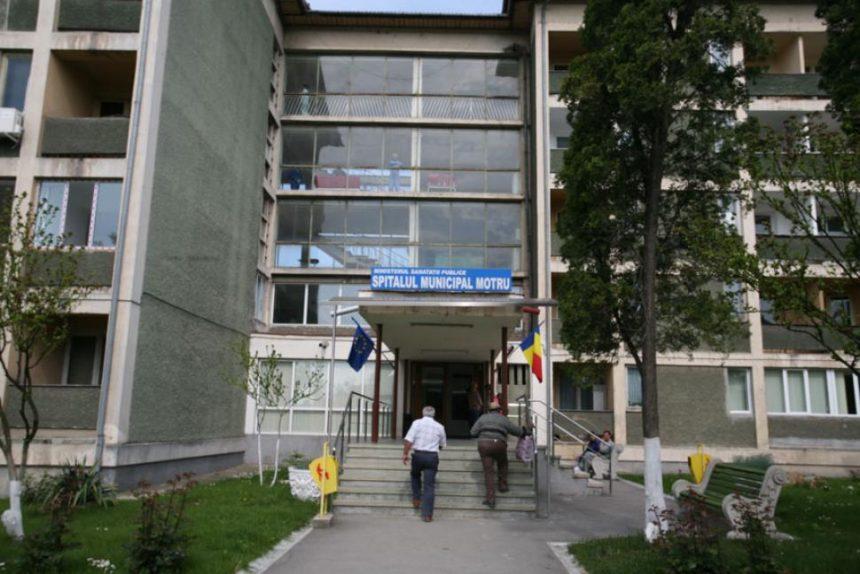 Primăria Motru vrea să extindă Ambulatoriul spitalului