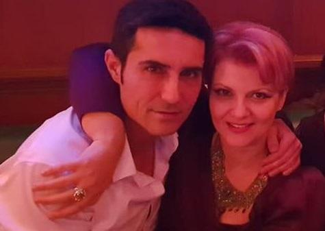 Olguţa Vasilescu şi Claudiu Manda se căsătoresc