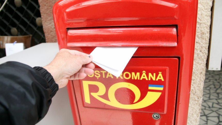 Programul de lucru al Poştei Române în ziua de 15 august 2019
