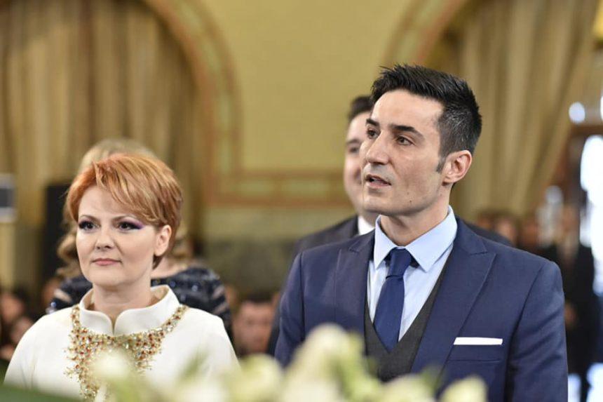 Video/Olguţa Vasilescu şi Claudiu Manda s-au căsătorit