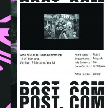 """Multicooltural: Pictură, Muzică, Cinematografie și Artă Fotografică într-un program intitulat """"4 Art 4 You"""" creație live!"""