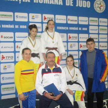 Patru severineni, pe podium la Craiova