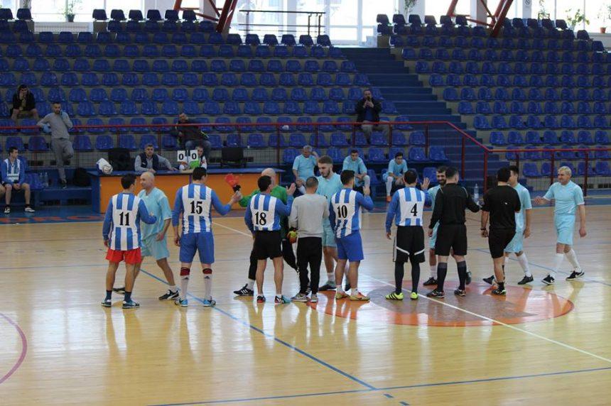 Organizată de AJF Mehedinți, prima ediție a Cupei Unirii la futsal a fost câștigată de Recolta Dănceu