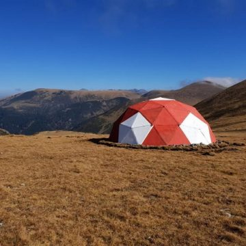 Refugiul Scărișoara din munții Godeanu va fi refăcut