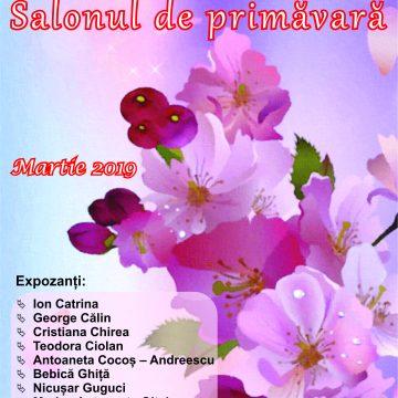 """Craiova. Expoziția """"Salonul de primăvară"""", la Aman"""