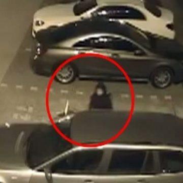 Vâlceancă de 15 ani prinsă după ce a furat dintr-o mașină