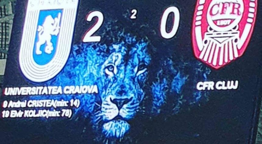 CSU Craiova relansează bătălia pentru titlu!