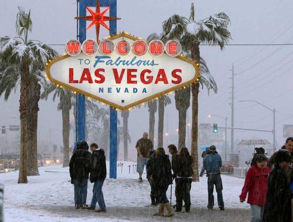 Ninge la Las Vegas