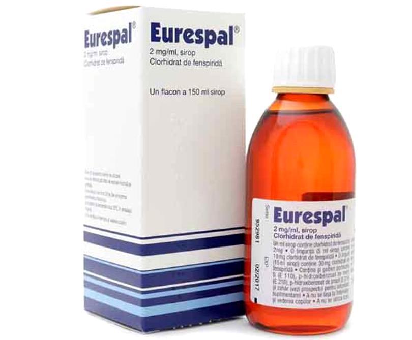 Eurespal, retras din farmacii