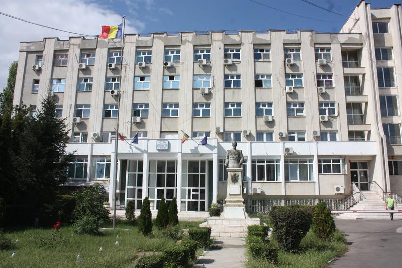 Studenții Academiei de Poliție în practică la I.P.J. Dolj