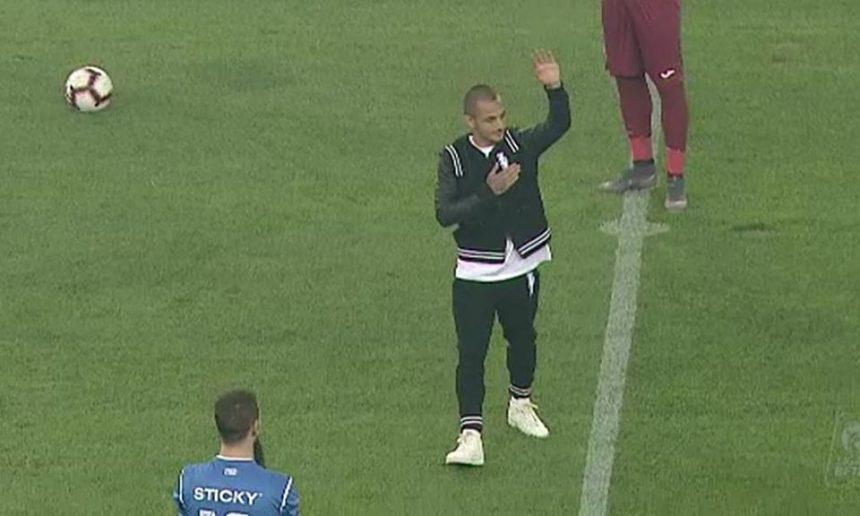 Mitriță și-a luat rămas bun de la fani și i-a pasat banderola lui Bancu!