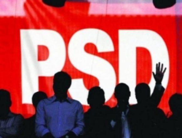 Conducerea organizației PSD din Caracal, dizolvată