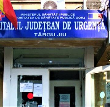 Spitalul Județean de Urgență Târgu Jiu, amendat din nou de ITM