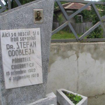Mehedinți: Se asfaltează drumul cel mai scurt până la satul unui om genial, Ștefan Odobleja, părintele ciberneticii