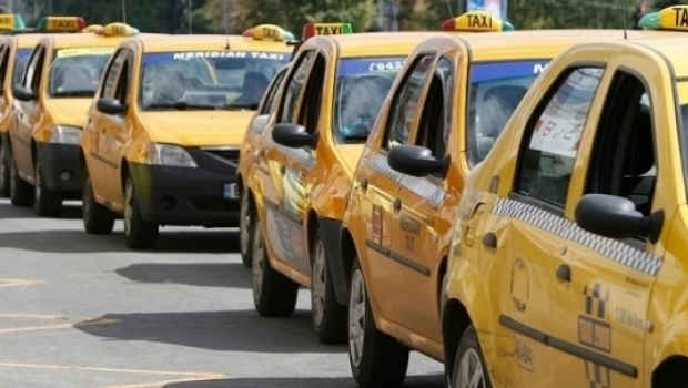 Teama să urci într-un taxi
