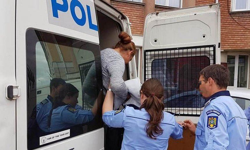 O vâlceancă a fost arestată pentru furt în Germania
