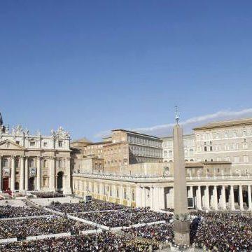 Slujbele de la Vatican, din Săptămâna Mare, ținute fără public