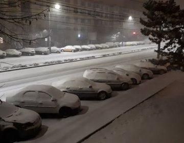 Iarna iar ne-a prins nepregătiţi