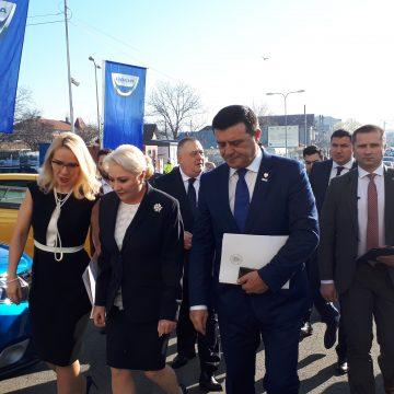 """Craiova. Incepe """"Forumul Industriei Auto"""""""