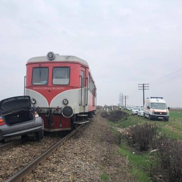 Craiovean mort în accident feroviar la Olt