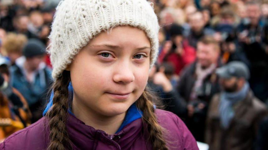 O activistă pentru mediu în vârstă de 16 ani, nominalizată la premiul Nobel pentru pace