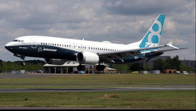 Boeing suspendă zborurile avioanelor 737 Max în întreaga lume