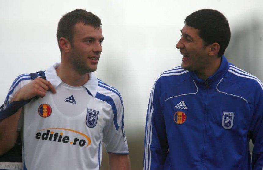 FCU Craiova își pune speranțele în Costea și Dina!