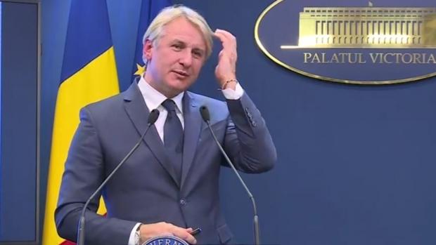 Teodorovici renunță la proiectul privind închisoarea pentru datornici