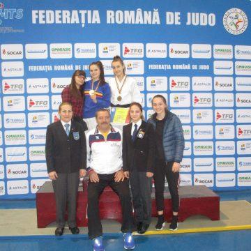 Două medalii pentru CSM Drobeta