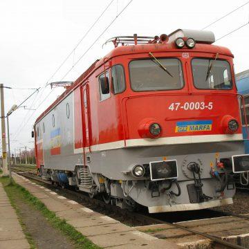Bărbat lovit de locomotivă în stația CFR Turceni