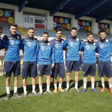 9 jucători U21 pentru Cosmin Contra