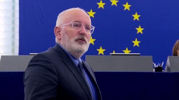 Timmermans, discuții cu Dăncilă privind protestele magistraților