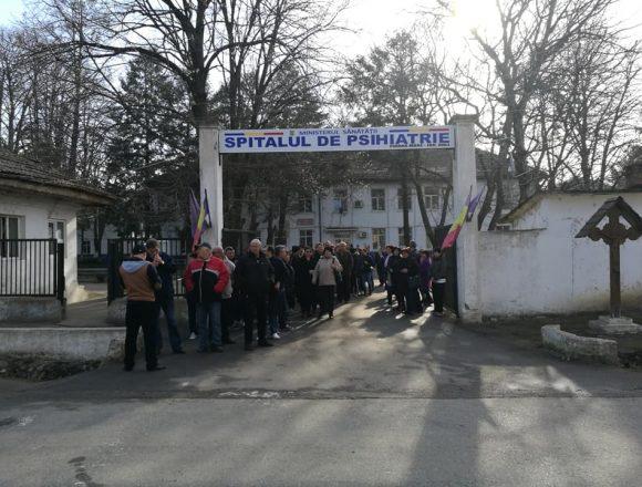 După 15 ani de la decesele a zeci de pacienţi internaţi la Spitalul de Psihiatrie Poiana Mare: starea psihiatriei în România, 2004 – 2019.