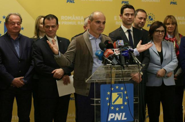 Rareş Bogdan a devenit prim-vicepreşedinte al partidului