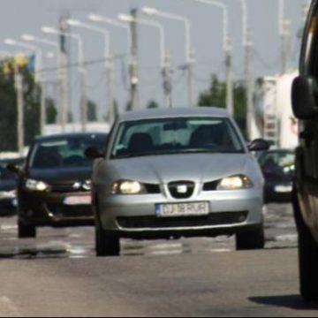 Șoferii, din nou, în atenția oamenilor legii: 129 de persoane legitimate de polițiștii vâlceni