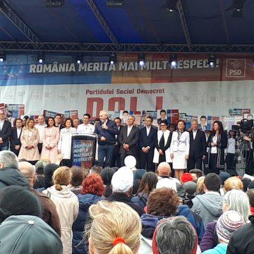 Dragnea si-a gasit nasi la Craiova. Pe Olguta Vasilescu si Claudiu Manda