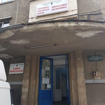 Managerul Spitalului Filantropia, despre Clinica de Hematologie: Situaţia este temporară